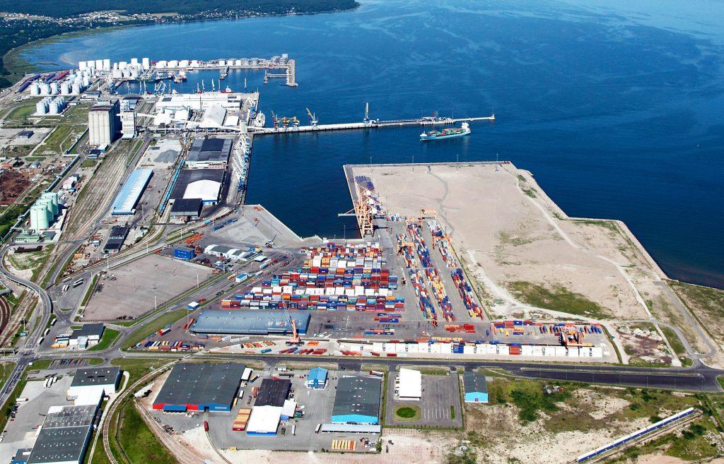 Port of Tallin